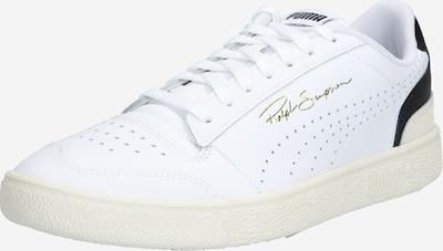 PUMA Sneakers laag 'Ralph Sampson Lo Perf Soft' in de kleur Zwart / Wit, Productweergave