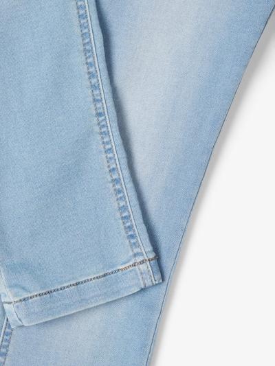 NAME IT Jeans in de kleur Blauw denim: Vooraanzicht
