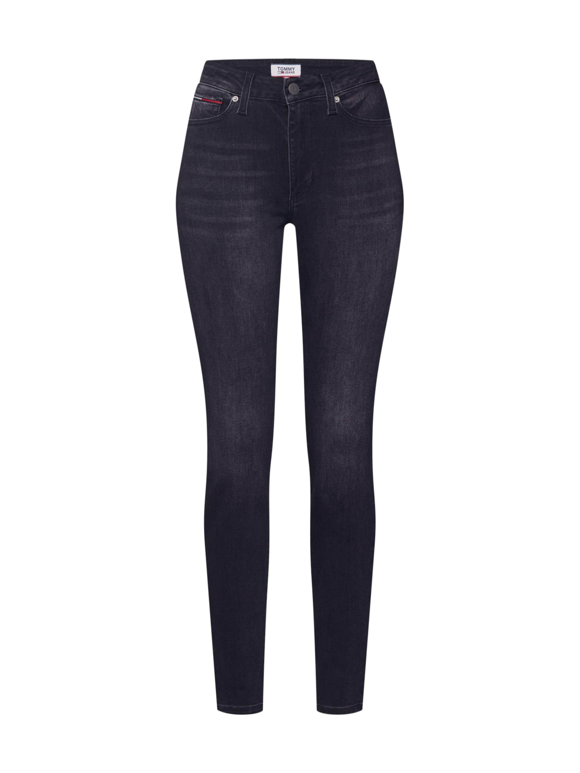 Black Denim Tommy In Jeans '2008' srthQd