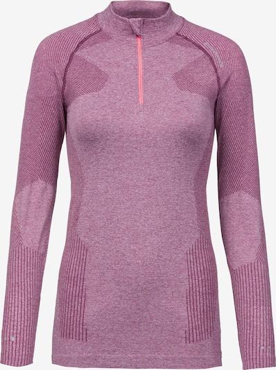 ENDURANCE Shirt 'Vanilla' in lila / helllila, Produktansicht