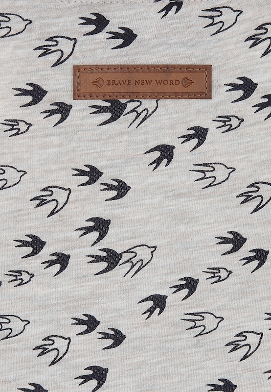 Naketano Naketano Naketano Sweatshirt 'Mandy' in grau  Große Preissenkung 047f7e