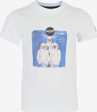 MEXX T-Shirt in blau / weiß, Produktansicht