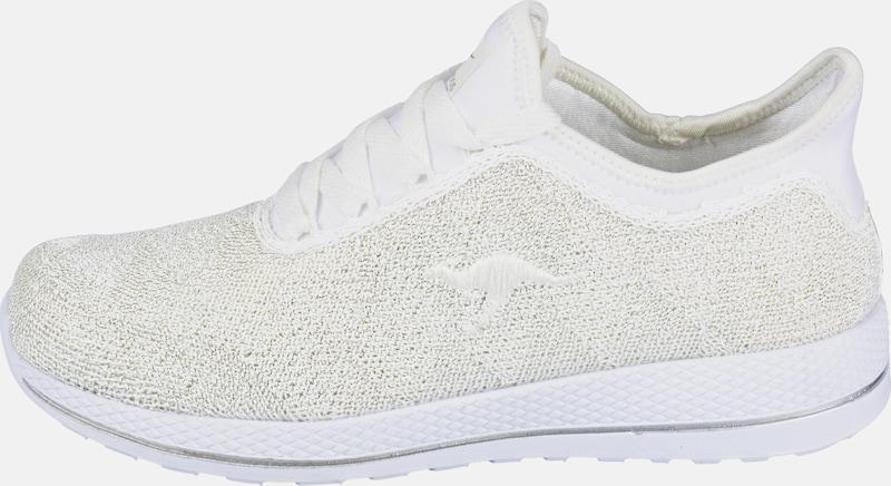 KangaROOS Sneaker mit Verschleißfeste Glanzeffekt Verschleißfeste mit billige Schuhe ddcbe5