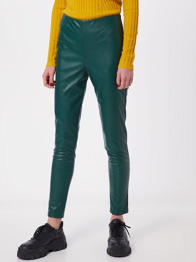 UNITED COLORS OF BENETTON Hose in grün, Modelansicht