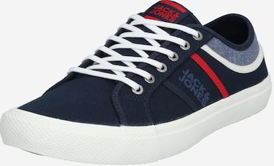 JACK & JONES Sneaker 'JFWROSS' in navy, Produktansicht