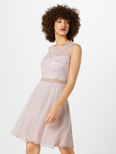 VM Vera Mont Kleid in rosé, Modelansicht