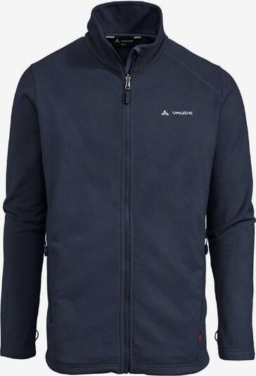 VAUDE Jacke ' Rosemoor Fleece ' in blau, Produktansicht