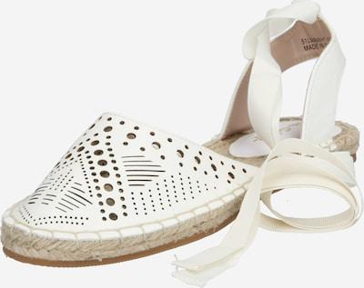Miss Selfridge Sandale 'LIBRA' in weiß, Produktansicht