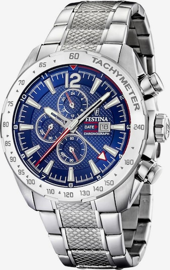 FESTINA Chronograph 'Sport, F20439/2' in blau / silber, Produktansicht