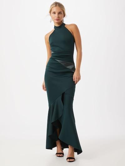Lipsy Kleid in grün, Modelansicht