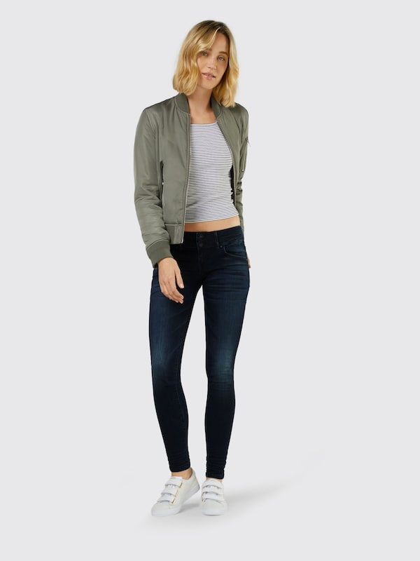 Dunkelblau Jeans Regular X' Ltb 'julita FI1OFz