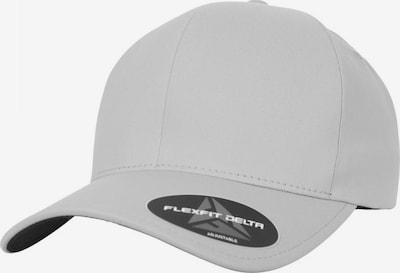 Flexfit Cap 'Delta Adjustable' in silber, Produktansicht