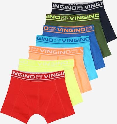 vegyes színek VINGINO Alsónadrág 'B 122-5 Mixed 7-Pack', Termék nézet
