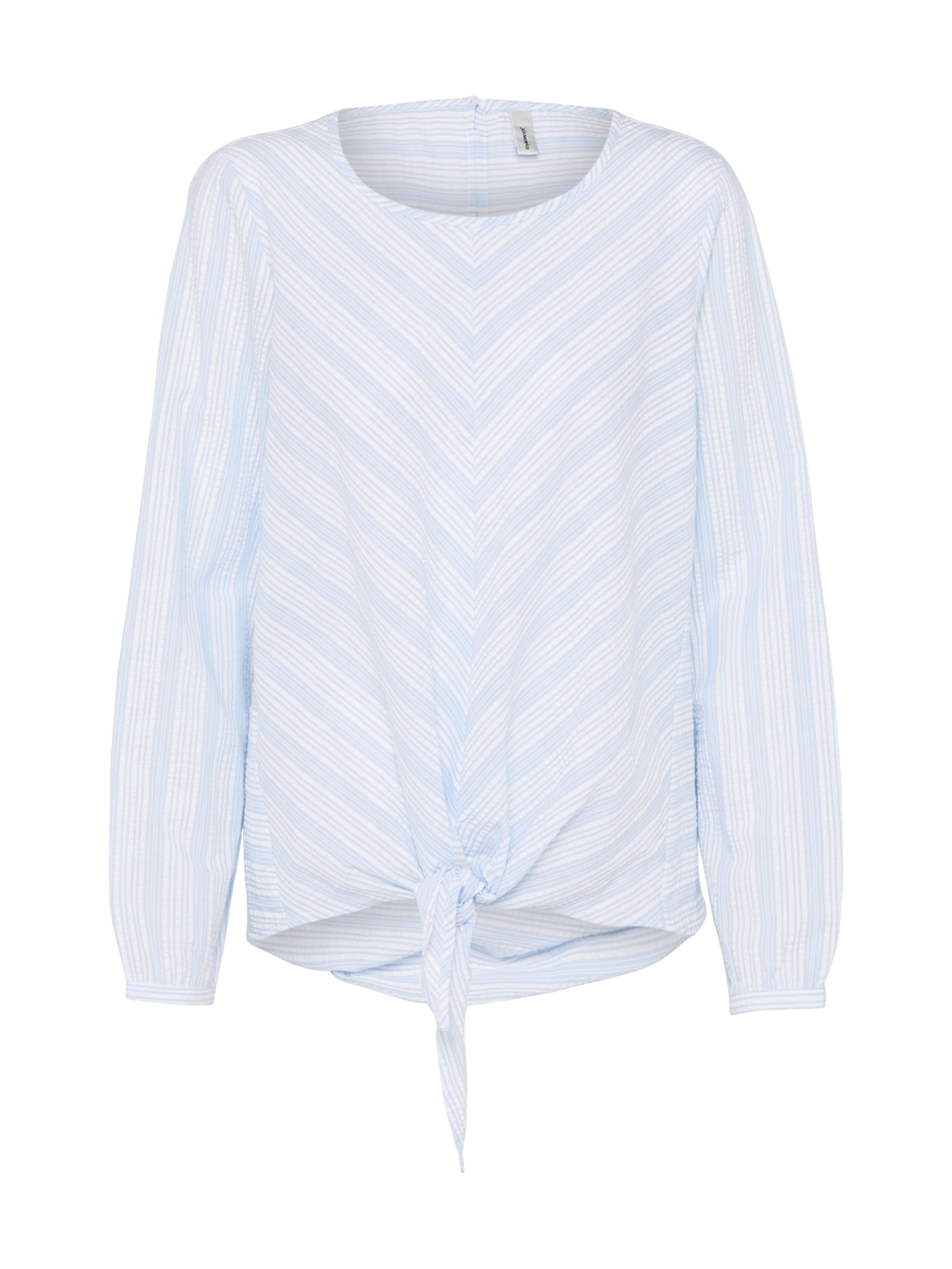 Bluse In 1' Soyaconcept HellblauOffwhite 'isidora 8XPNZn0wOk