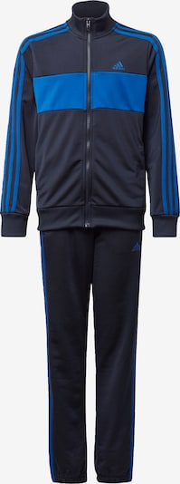 ADIDAS PERFORMANCE Trainingsanzug in blau, Produktansicht