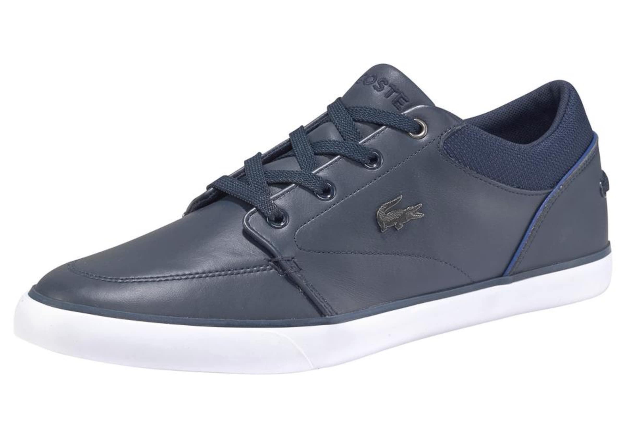 318 Lacoste Sneaker 2 'bayliss Dunkelblau Cam' In HI2WE9D