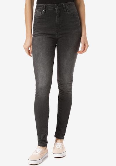 Pepe Jeans Jeans 'Dion' in de kleur Grey denim: Vooraanzicht