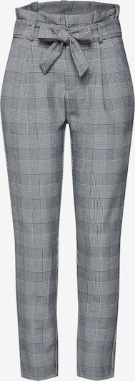 VERO MODA Spodnie w kant 'VMEVA' w kolorze szary / białym, Podgląd produktu