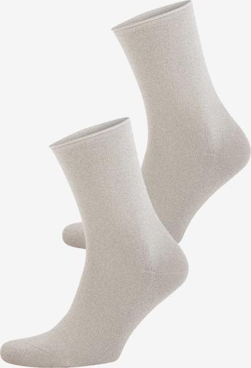 JOOP! Socken in creme: Frontalansicht