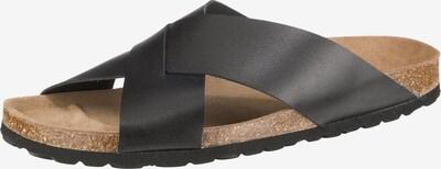 Paul Vesterbro Pantoletten in schwarz, Produktansicht
