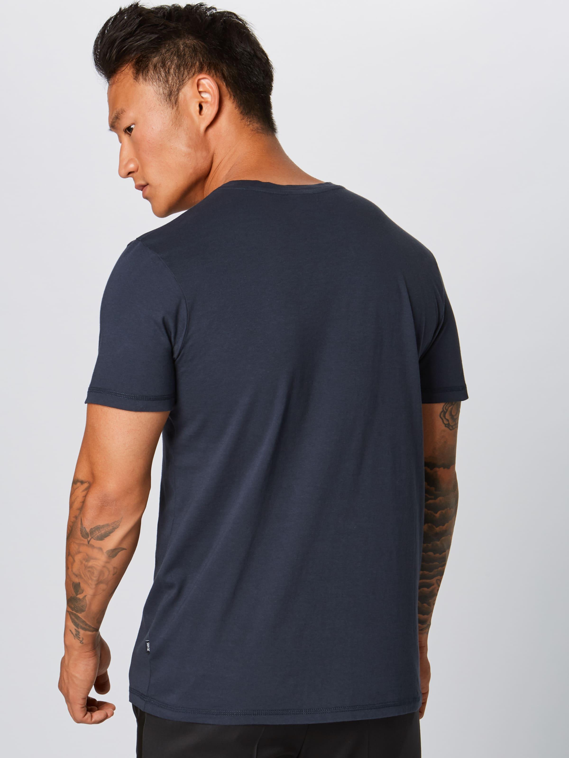 En 'aidan' Bleu shirt Foncé JoopT E9HWD2I