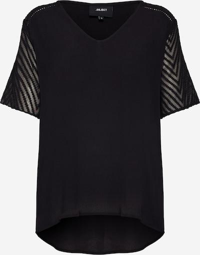 OBJECT Koszulka 'ZOE' w kolorze czarnym, Podgląd produktu