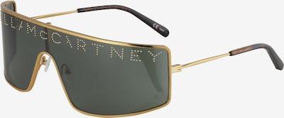 Stella McCartney Sunčane naočale 'SC0196S-001' u zlatna / zelena, Pregled proizvoda