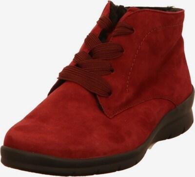 SEMLER Stiefelette in rot, Produktansicht
