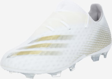 ADIDAS PERFORMANCE Soccer Cleats 'X Ghosted.2' in White
