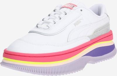kék / rózsaszín / fehér PUMA Rövid szárú edzőcipők 'Deva 90's POP Wn's', Termék nézet