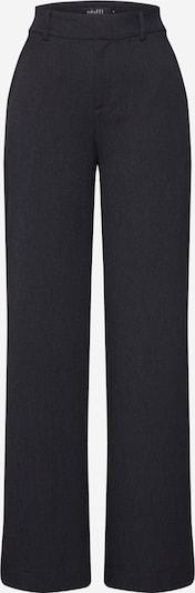 mbym Chino 'Gennie' in de kleur Zwart, Productweergave