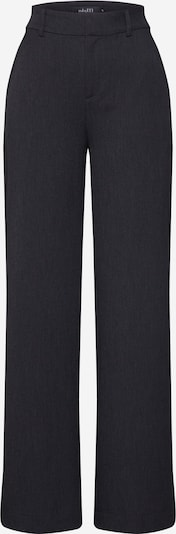 mbym Pantalon chino 'Gennie' en noir, Vue avec produit