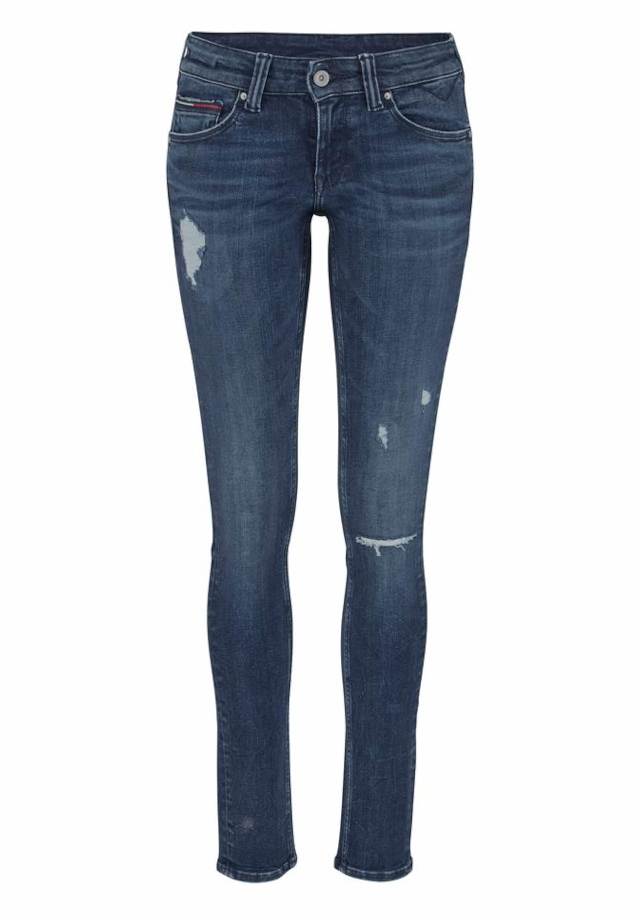 'Sophie' Low Waist Skinny Denim