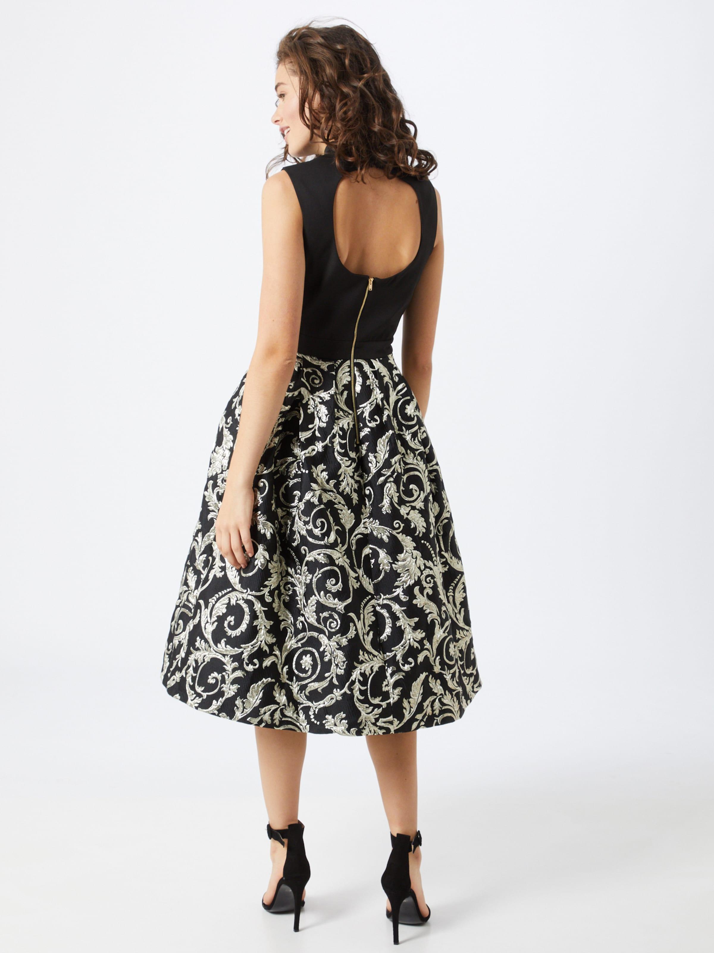 Chi Chi London Cocktailklänning 'ALICITA' i svart
