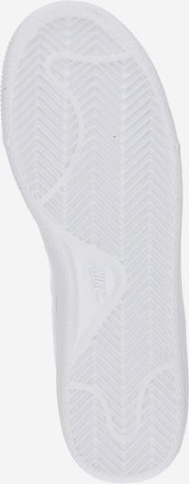 Nike Sportswear Sneaker 'Court Royale' in rosé / weiß: Ansicht von unten