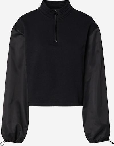 DENHAM Sweatshirt 'IMUTA' in de kleur Zwart, Productweergave