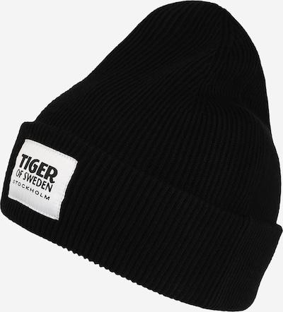 Tiger of Sweden Czapka 'HENRYK    ' w kolorze czarnym, Podgląd produktu