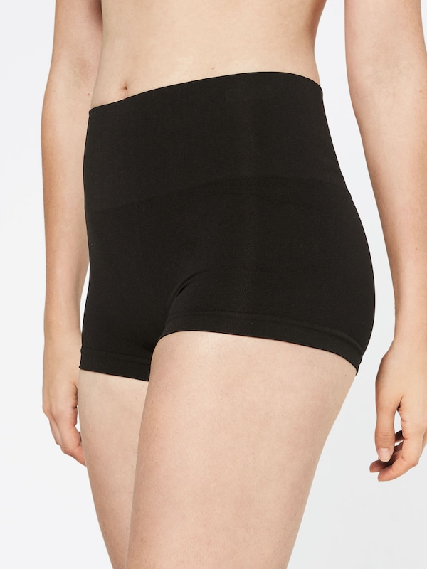 SPANX Slip scultant 'Everyday Shaping' en noir: Vue de face