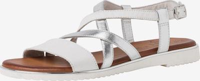 JANA Sandales en blanc, Vue avec produit
