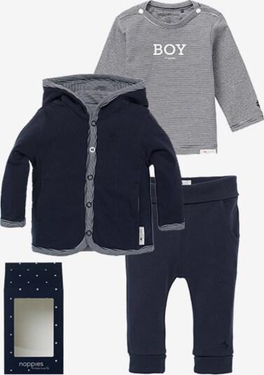 Noppies Geschenkverpackung luxe in blau, Produktansicht