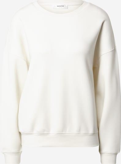 MOSS COPENHAGEN Sweat-shirt 'Ima' en blanc, Vue avec produit