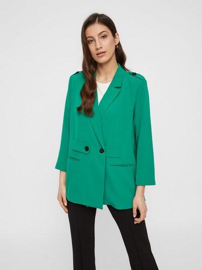 Y.A.S Blazer in grün, Modelansicht