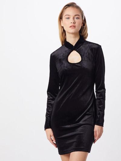 GLAMOROUS Kleid 'HP0894' in schwarz, Modelansicht