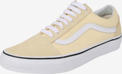 Sneaker low VANS pe galben deschis / alb, Vizualizare produs