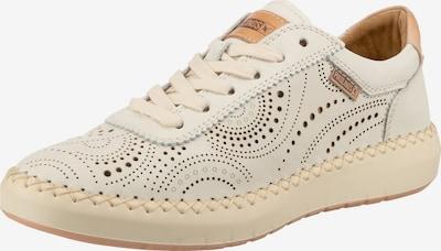 PIKOLINOS Sneaker 'Riola' in pfirsich / wollweiß, Produktansicht