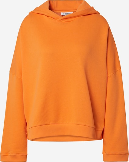 EDITED Sweatshirt 'Cherell' in orange, Produktansicht