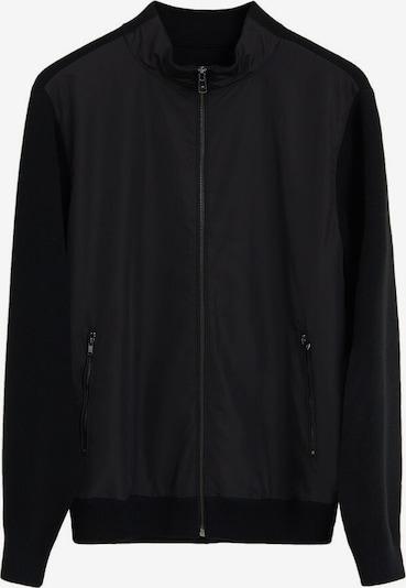 MANGO MAN Cardigan 'Myfair' in schwarz, Produktansicht