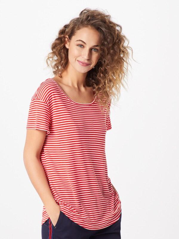 Rouge shirt En T 'lucianna' Mbym kuPZiX