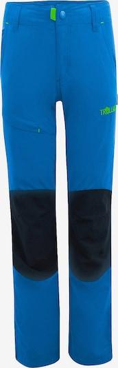 TROLLKIDS Outdoorhose 'Hammerfest' in blau, Produktansicht