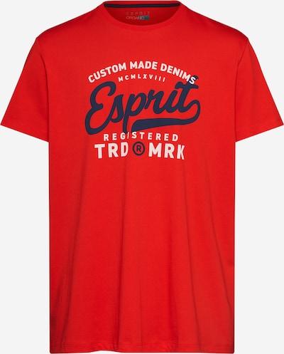 ESPRIT Tričko 'SG-990EE2K305' - oranžově červená, Produkt